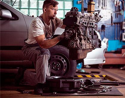 Ремонт двигателя во Владимире, бензиновый, дизельный, карбюраторный, инжекторный, капитальный ремонт, переборка двигателя.