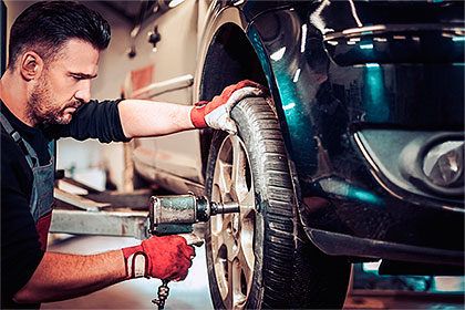 Правильная балансировка колес имеет большое значение для безопасности движения и комфорта, увеличивает ресурс подвески автомобиля.